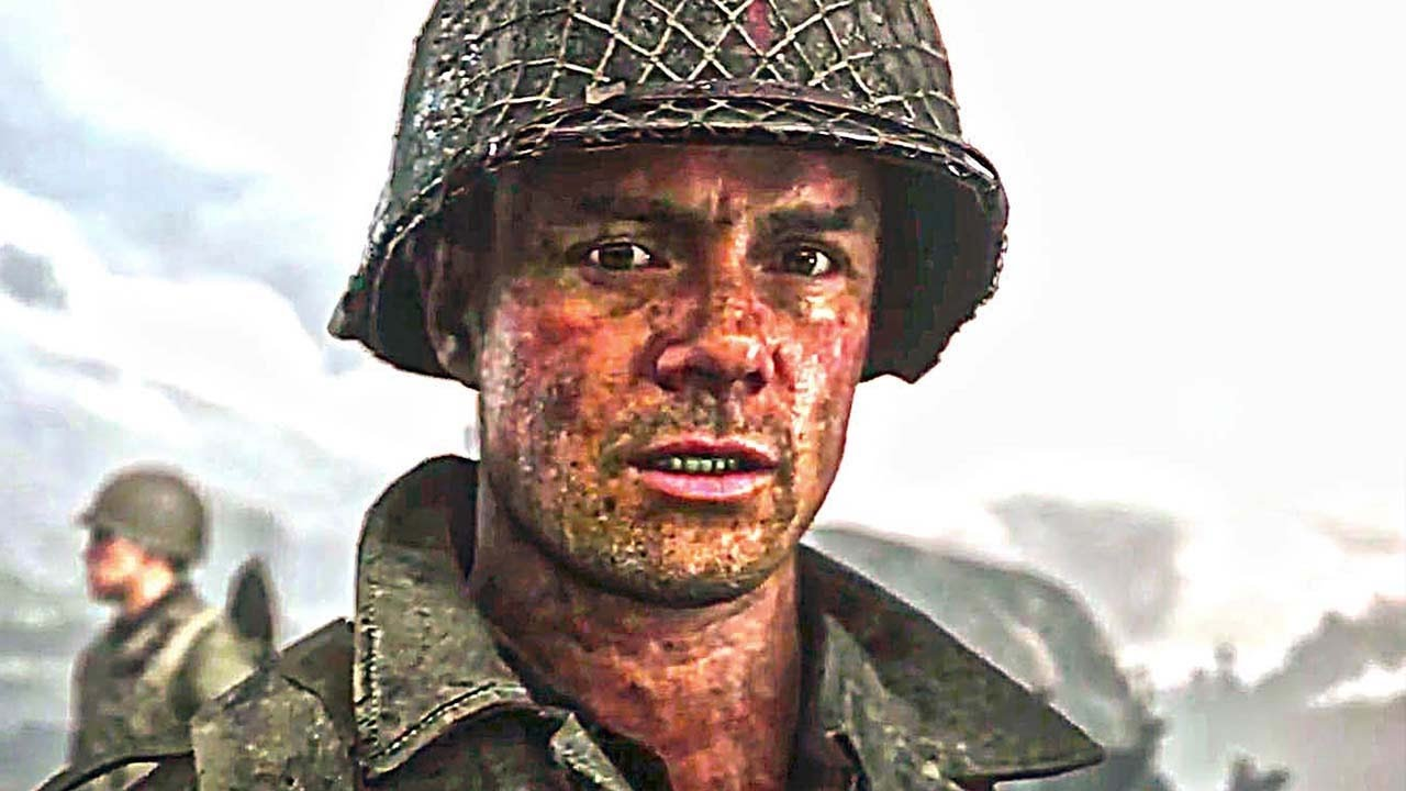Call of Duty WWII - PC - Torrents Games