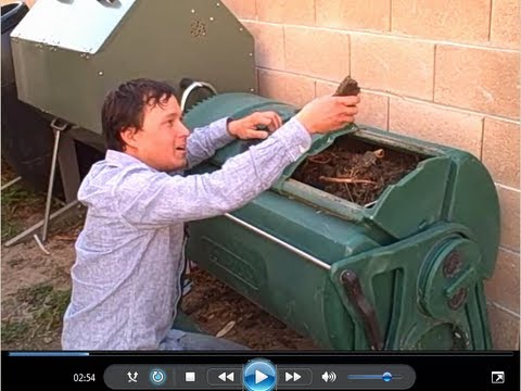 Sun-Mar Garden Compost Tumbler Review