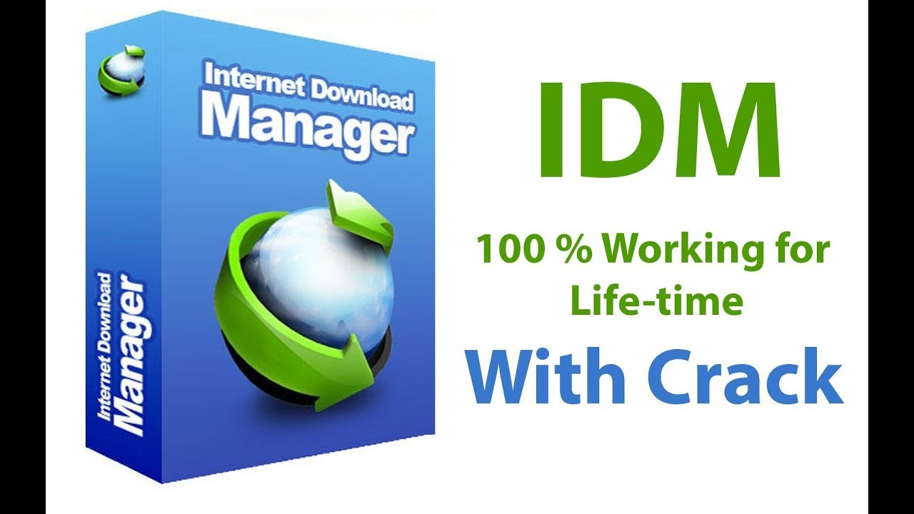 internet download manager with serial number and crack
