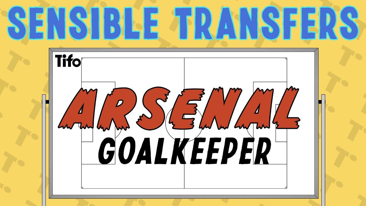 Sensible Transfers: Arsenal - Goalkeeper
