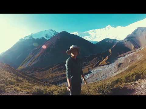 SOLO TRAVEL NEPAL - Annapurna Circuit and Thorong La Trek - Sharmila Pun