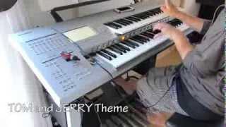 トムとジェリーOP / エレクトーン演奏