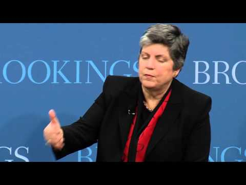 The State of Homeland Security Address with Secretary Janet Napolitano