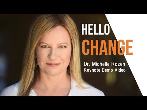 Dr. Michelle Rozen Keynote Demo 2019