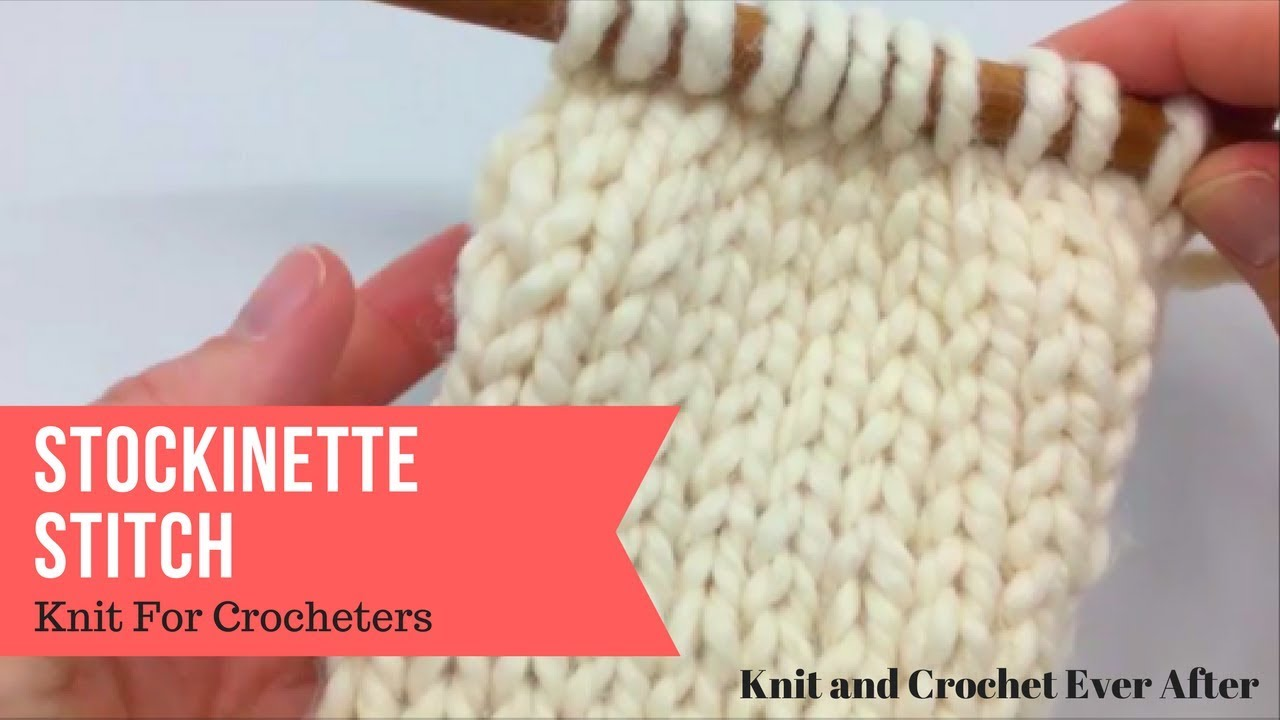 Tutorials Knit And Crochet Ever After