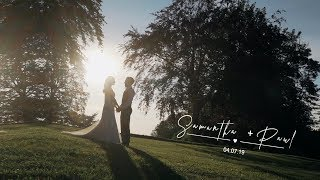 Samantha + Paul | Wedding Film | Coombe Lodge