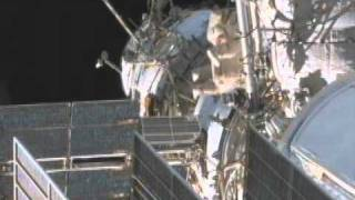 ISS Expedition 28 Russian EVA 29 timelapse