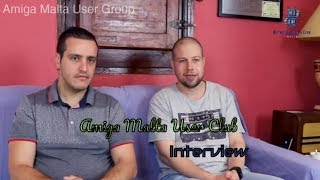 Amiga Malta User Group (AMUC) Interview