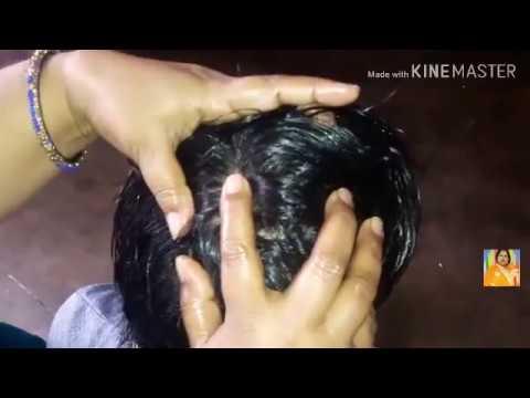 बालों की मसाज करने का  सही  तरीका /balo Ki Malish Kaise Kare/ Balo Ki Malish Kaise Hoti Hai