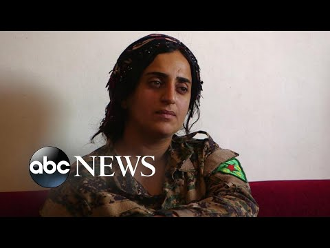 After US withdrawal, a heartbreaking look at growing humanitarian crisis in Syria | Nightline