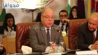 بالفيديو : وزير الثقافة : اللغة العربية هي لغة قوية قادرة أن تفعل العلوم الحديثة