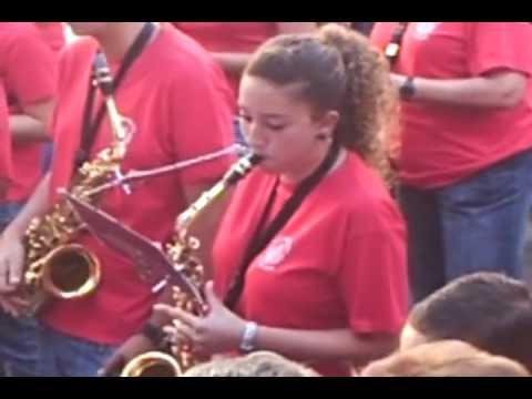 Pasodoble EN ER MUNDO. Sociedad Musical Ayorense [Ayora (Valencia) 16-8-2009 D].
