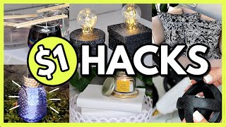 10 DOLLAR TREE HOME DECOR HACKS that will blow your mind 🤯 (easy & simple ideas)