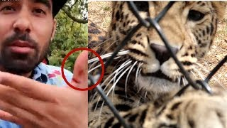 Leopard Attacked Me In Nainital Zoo | EP-2