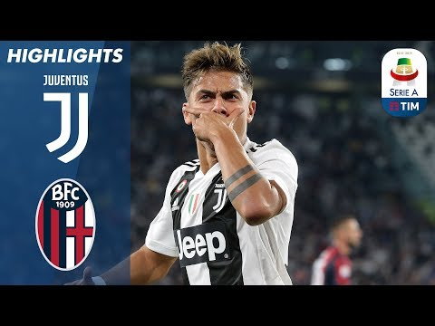 Juventus 2-0 Bologna | Juventus Continue Their Perfect Start To The Season | Serie A