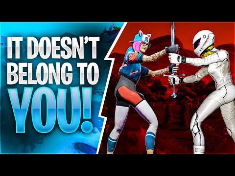 IT DOESN\'T BELONG TO YOU! (Fortnite Battle Royale)