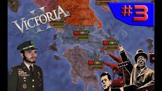 A REVOLUÇÃO COMUNISTA GREGA!!! - Victoria 2 CWE URSS #3 - (Gameplay/PC/PT-BR) HD