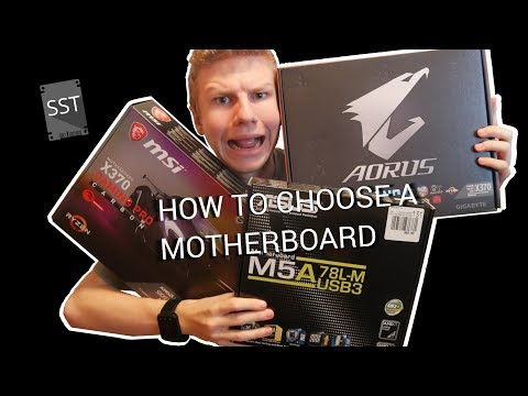 How to choose a motherboard? FULL EXPLANATION