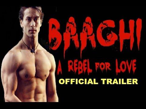 Baaghi A Rebel For Love Trailer 2016 | Tiger Shroff, Shraddha Kapoor | Releasing 29th April 2016