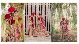 Vikk & Kiki's NDE || Sikh Wedding Toronto