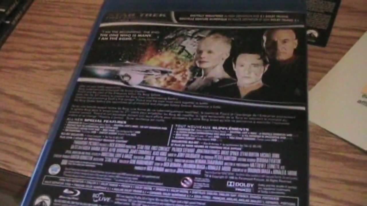 Download star trek TNG on Blu-ray