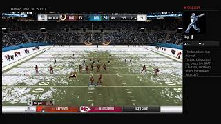 Dat_a-s_imustkik's Live PS4 Broadcast  XPs used  ROSTER UNIFORMS