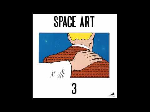 Space Art - Folkstone Hovercraft