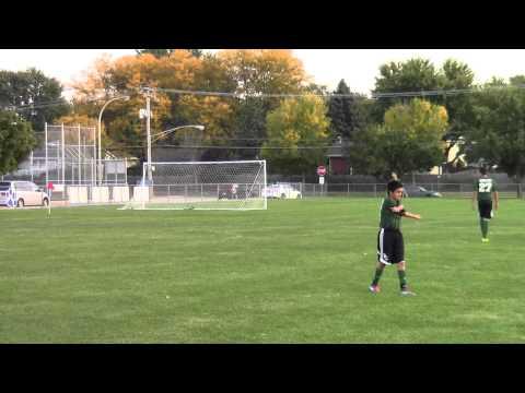 Wheeling High School Freshman Soccer Team