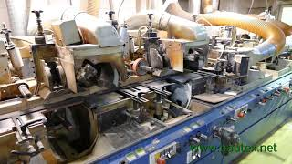 Weinig Uminat  2000 , 9 Spindle, for SELL
