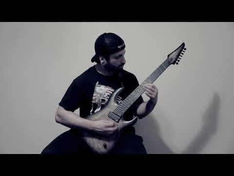 Arkaik - Occultivation (GUITAR PLAYTHROUGH)