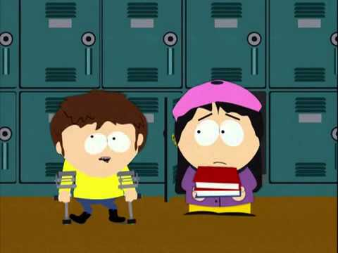 South park Season 7 Episode 14 (Raisins) Jimmy tries to