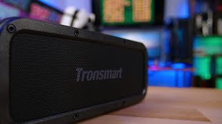 Meet the $50 Speaker that DESTROYS THE BEAT PILL! | TRONSMART ELEMENT FORCE | UNBOXING & REVIEW |