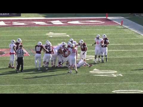 Davontae Harris- Illinois State 2015 Sophomore DB