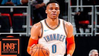 Oklahoma City Thunder vs Detroit Pistons Full Game Highlights | 12.03.2018, NBA Season
