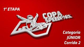 Copa Speed Park - 1ª Etapa - Júnior - Corrida 2
