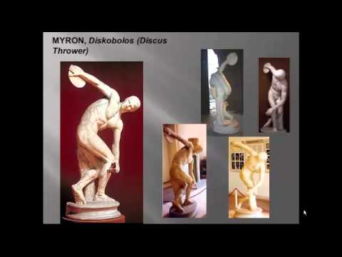 Second Greek sculpture lecture