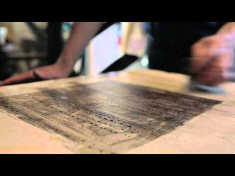 Lithographic Printing - Jonathan Shimony - Paris, France