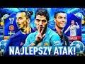 NAJLEPSZY ATAK W DRAFCIE! FIFA 17 ULTIMATE TEAM