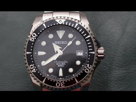 Best Watch EVER – Seiko Shogun SBDC007 Titanium