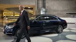 Designing the All-New S-Class -- Mercedes-Benz