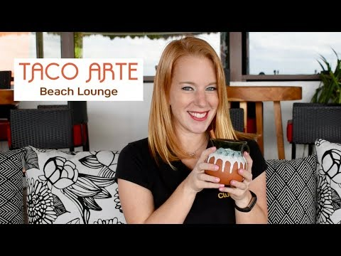 Taco Arte Beach Lounge: Club Med Cancun Yucatan's newest dining and bar option