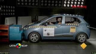 Hyundai Grand i10 NO Airbags