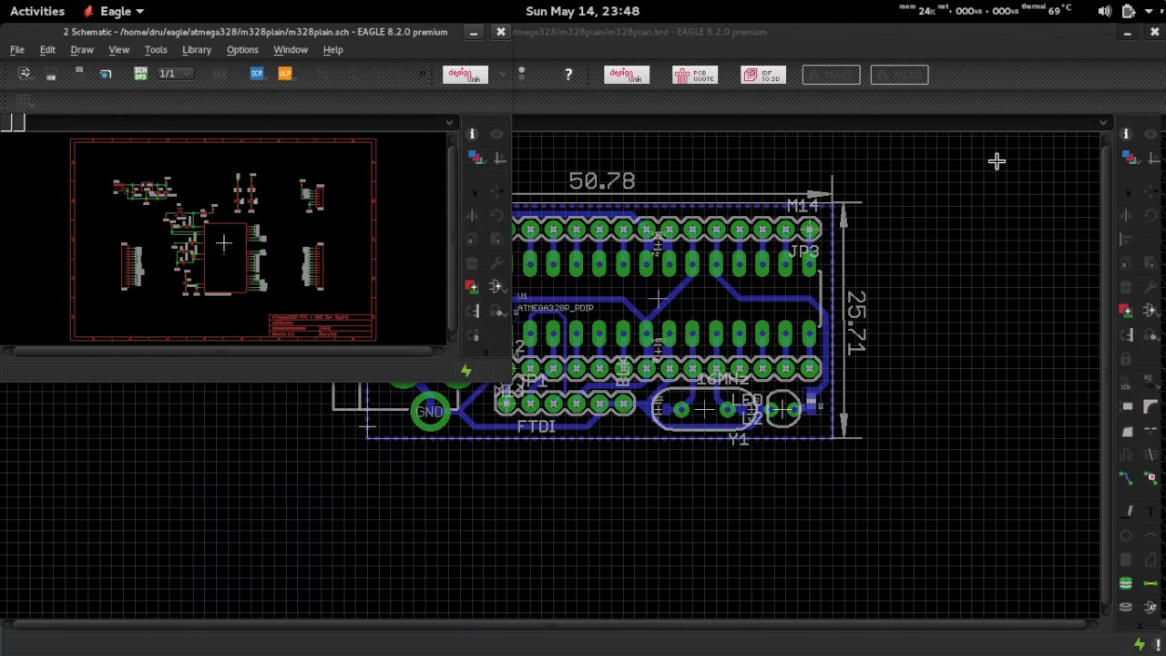 Unique Pcb Linux Mold - The Best Electrical Circuit Diagram Ideas ...