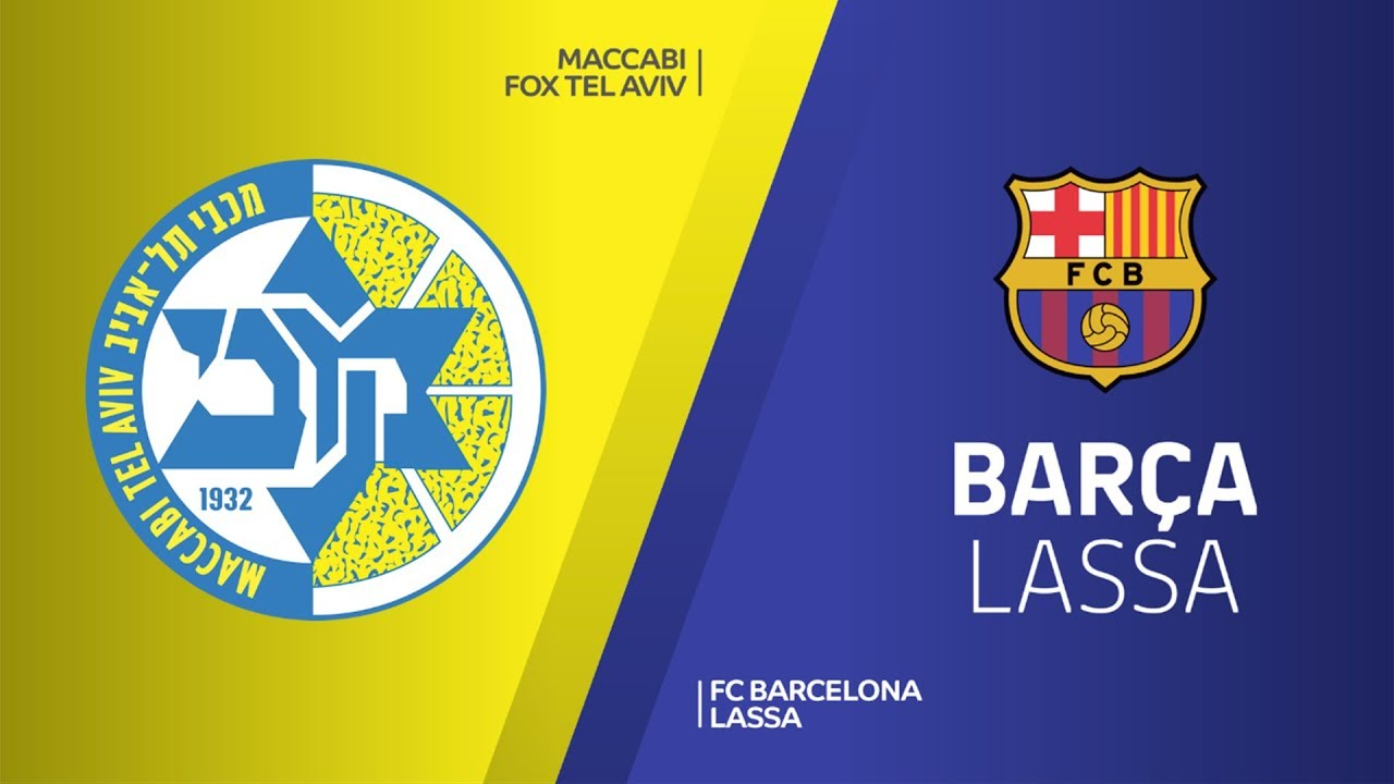 ÖZET | Maccabi FOX Tel Aviv - FC Barcelona Lassa Videosu