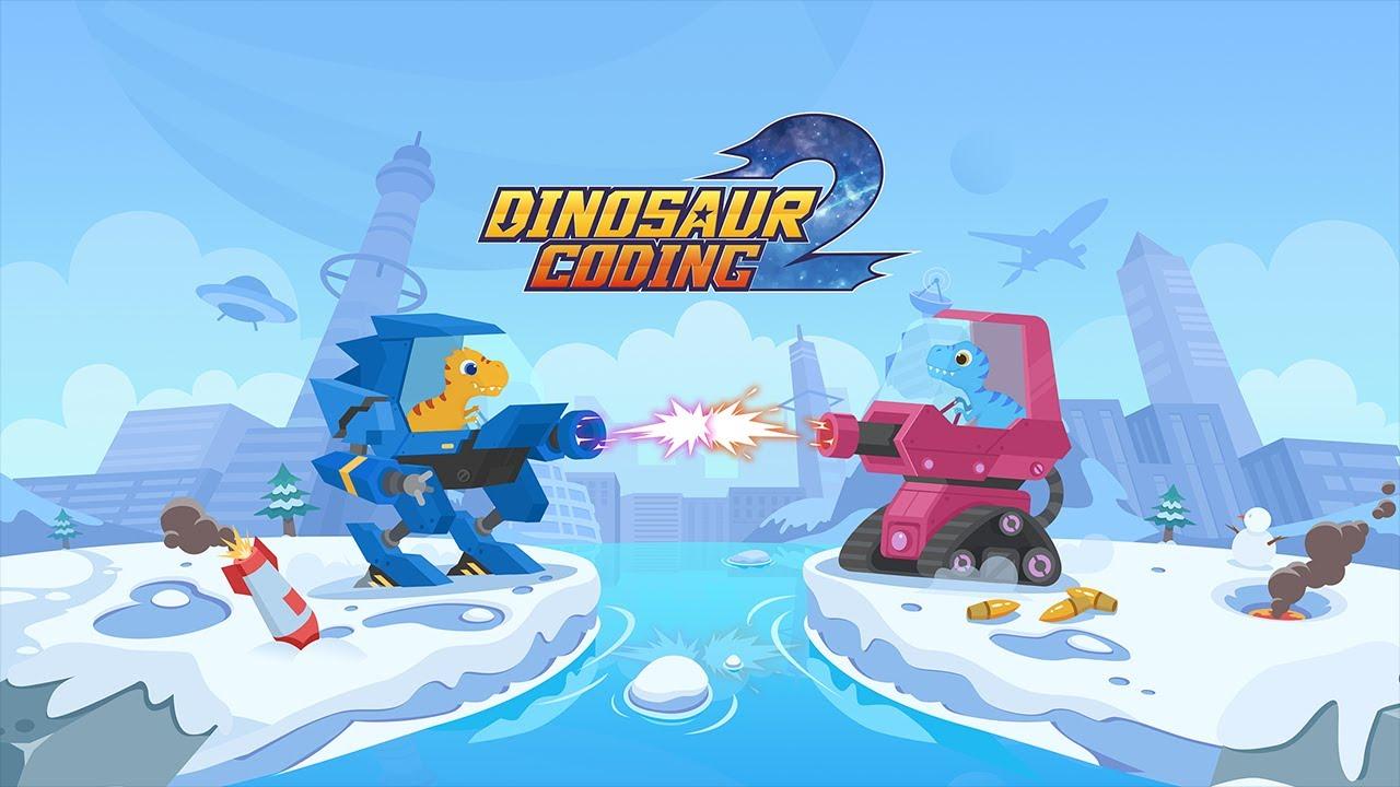 Dinosaur Coding 2💡Coming soon - Fun coding game for kids | Kids Learning | Kids Games | Yateland
