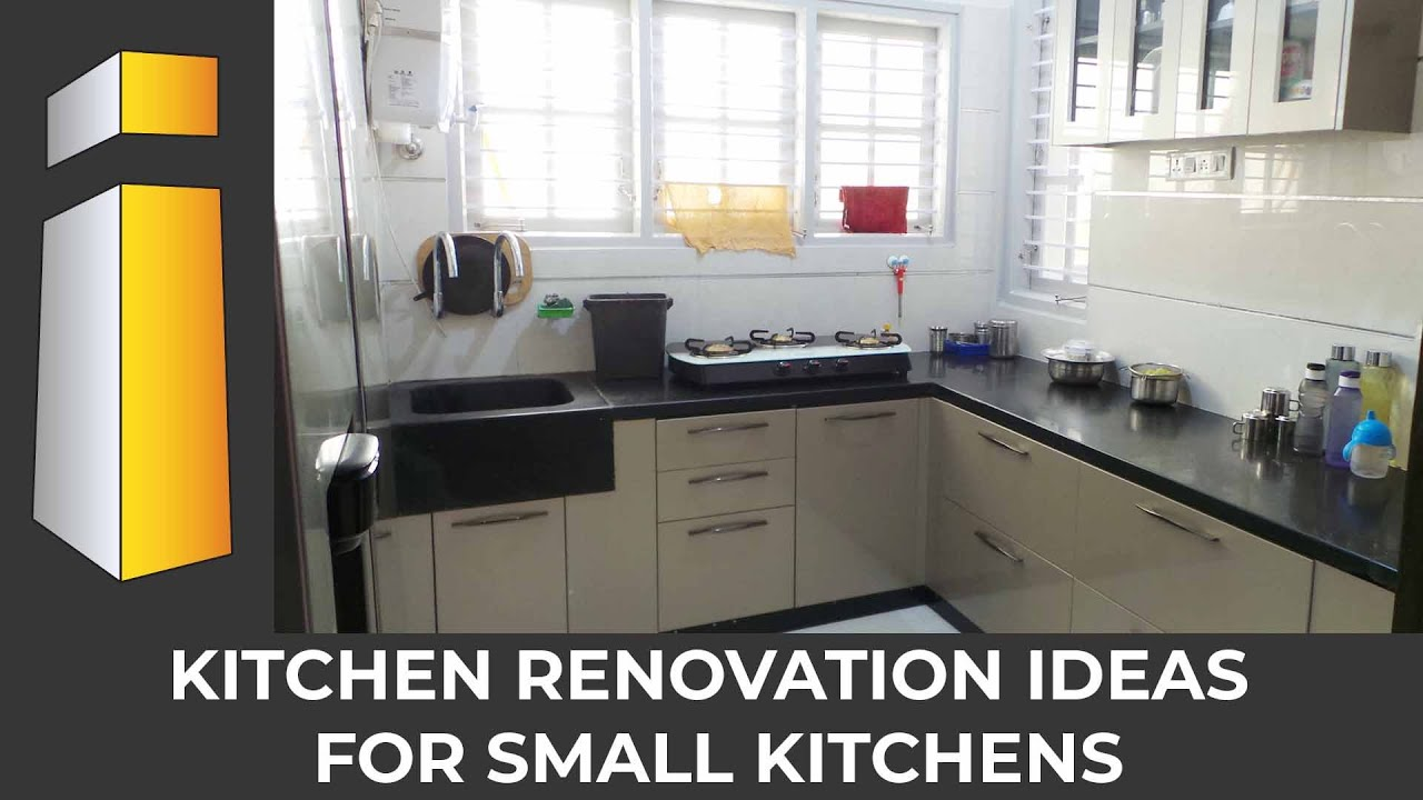 Kitchen Renovation Ideas For Small Kitchens Easy Kitchen Remodeling For Small Kitchens Youtube
