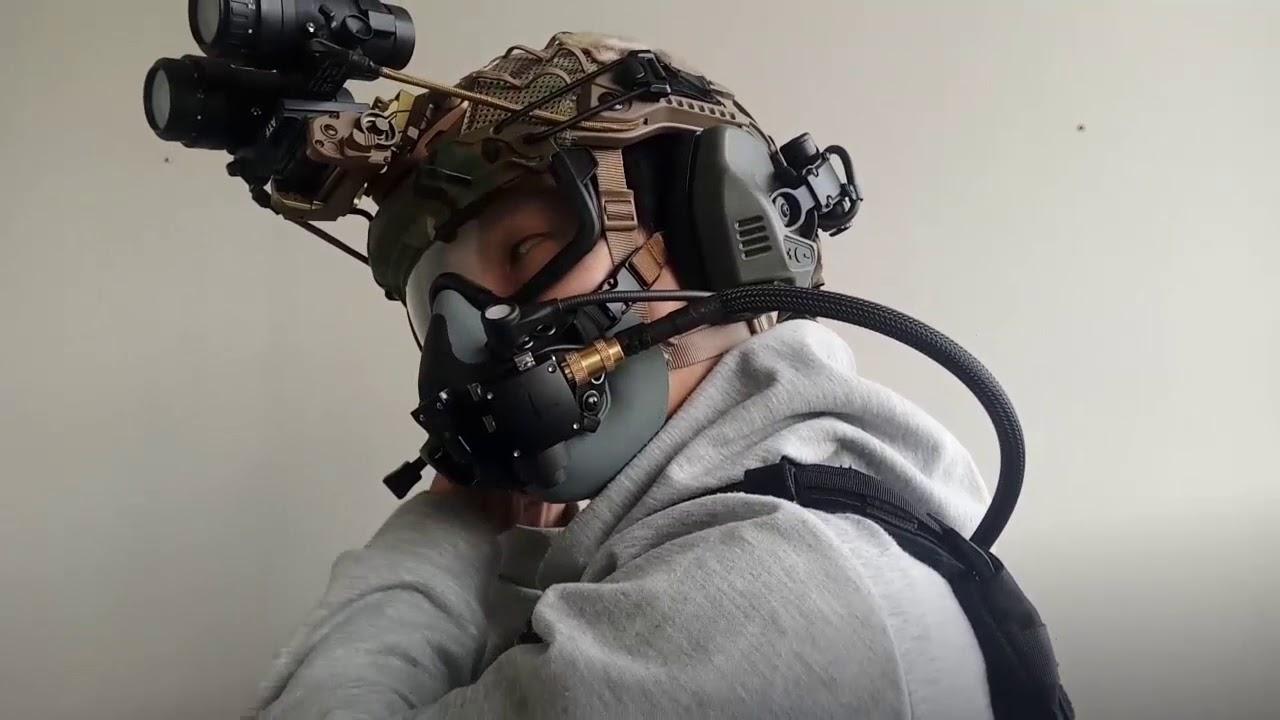 TMC Recon Assault Communication System Headset - Weapon762