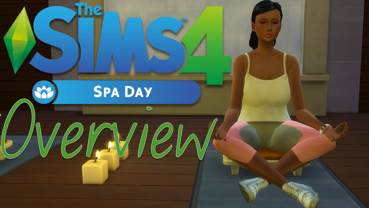 Overveiw Of Spa Day Gamepack