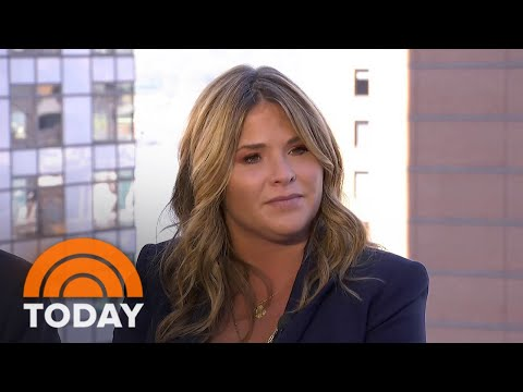 Jenna Bush Hager Tearfully Remembers Being In College During 9/11