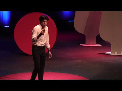 Clean meat; Cleaner future | Rishi Patil | TEDxCanadianIntlSchool